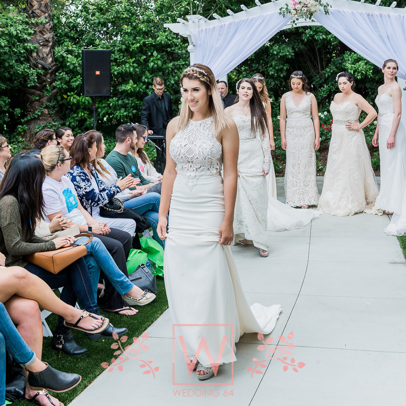 Fashion, Planning and Inspirations at Premier Bridal Shows SoCal's Biggest and Best Wedding Expos  Photo by Wedding 64