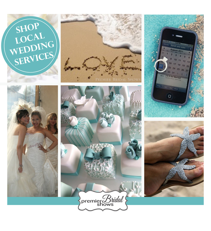 Shop Local Wedding Services Premier Bridal Shows