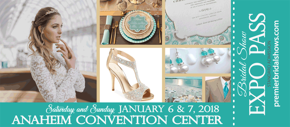 BrideCon Wedding Expo Anaheim Convention Center