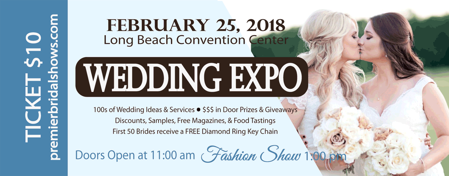 Bridecon wedding expo Long Beach Convention Center